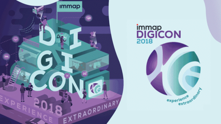 Brick by Brick and the IMMAP Digicon 2018 Conference